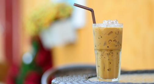 Yuan Yang, cafeaua Chinei