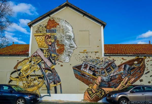 Lisbon Street Art Photography