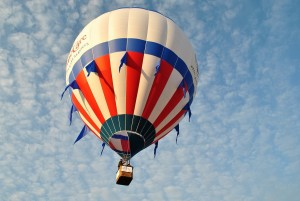 balon cu aer