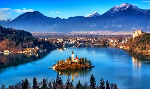 Lacul Bled- Slovenia