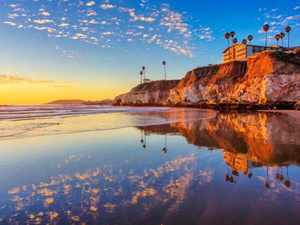 vacanta in California