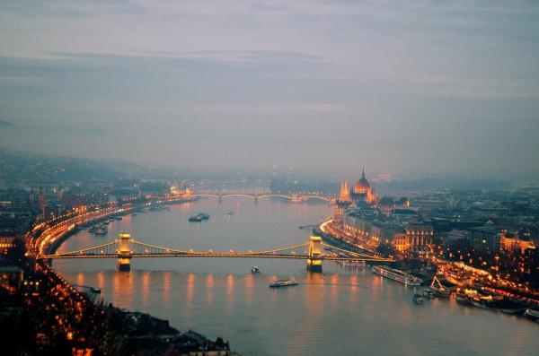 Budapesta seara