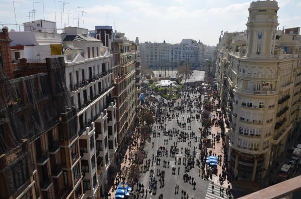 city break la Valencia cu plecare din Bucuresti