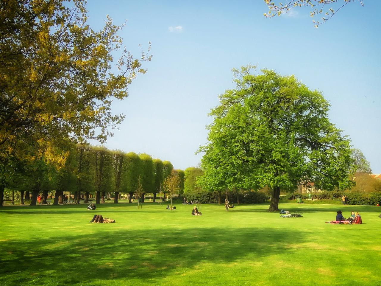 Parc din Copenhaga