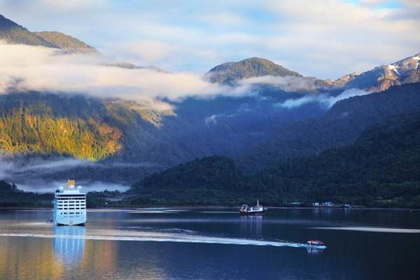 Croaziera in fiordurile din Chile