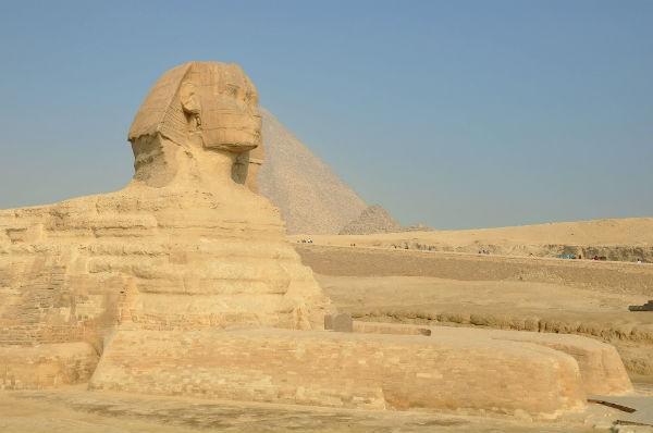 sfinx - vacanta egipt