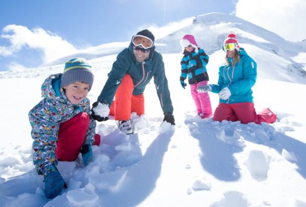 vacanta la ski familie