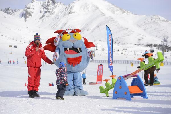 Parcul de distractii Fantaski ski