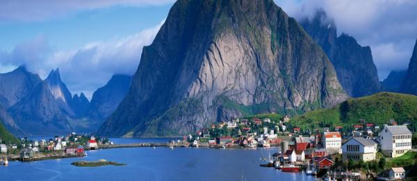 Fiordurile norvegiene