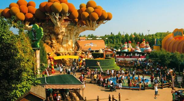 Parcul de distractii Gardaland Italia