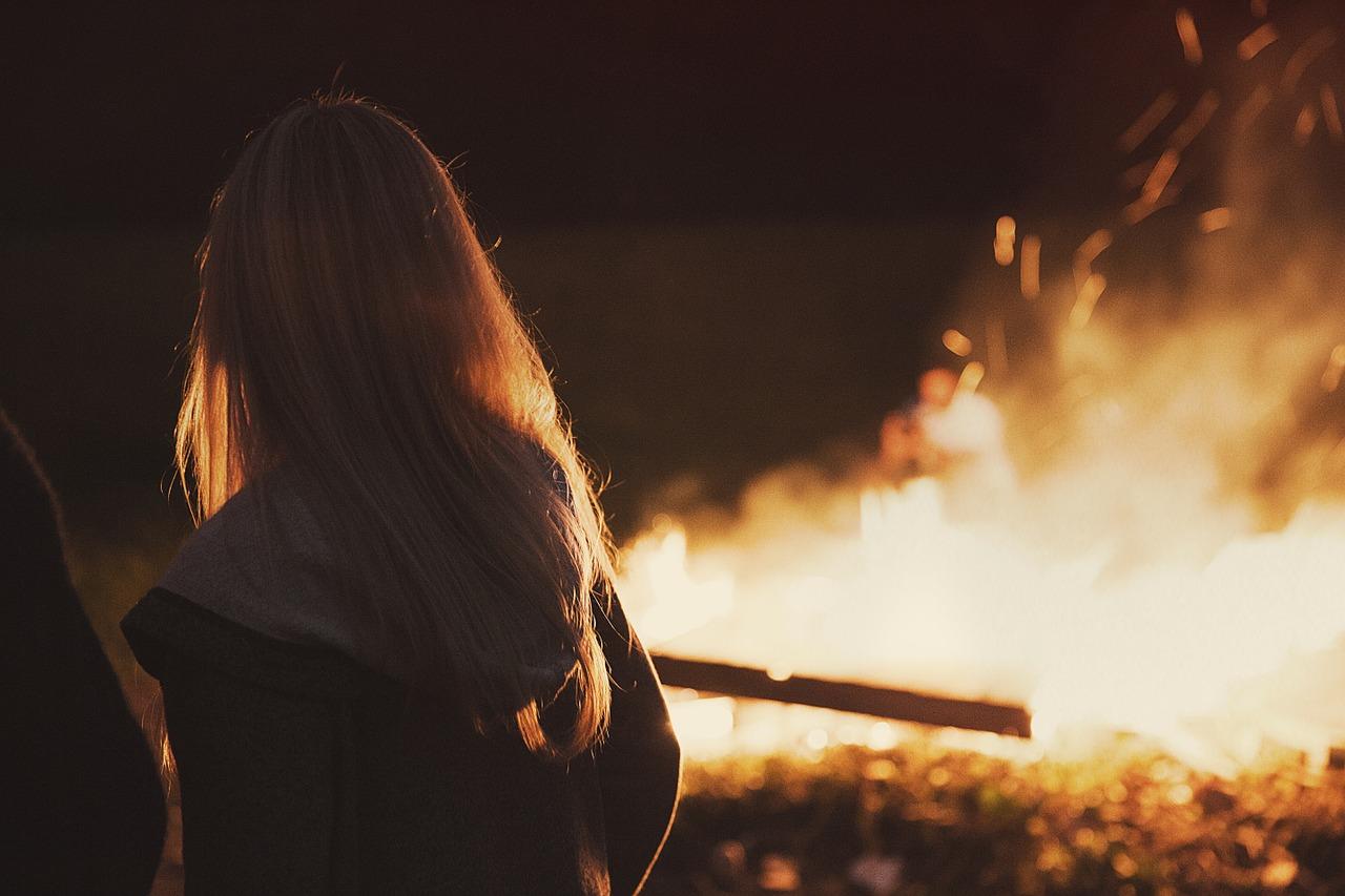 Paste cu foc de tabara in Finlanda