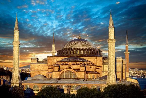 city break in Istambul, Hagia Sophia