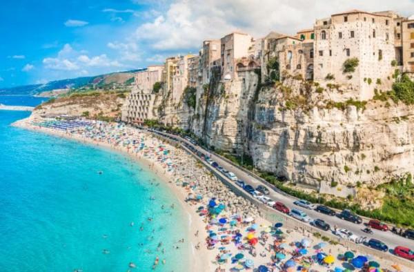 Plaja din Italia