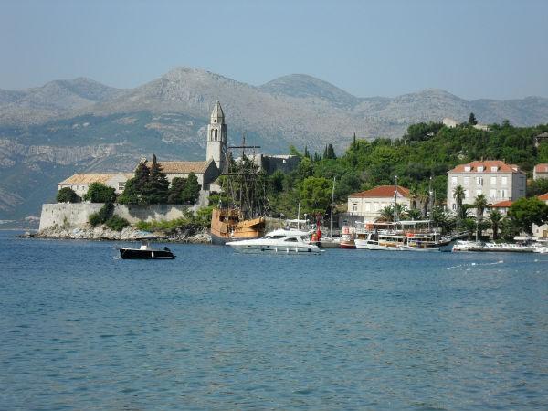 lopud- sejur croatia