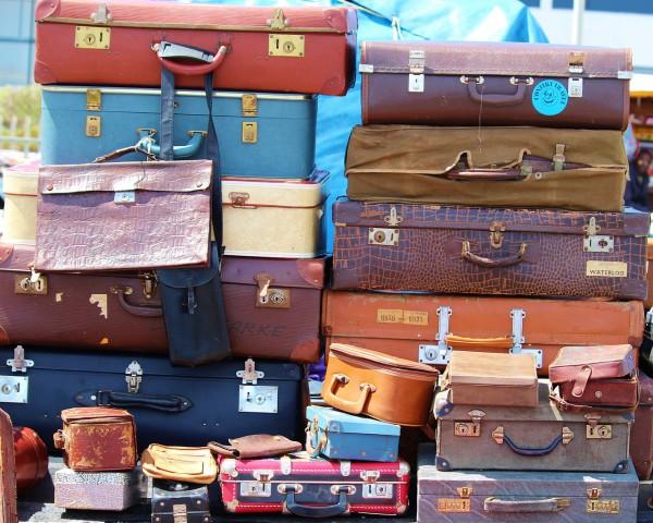 Nu calatori cu prea multe bagaje