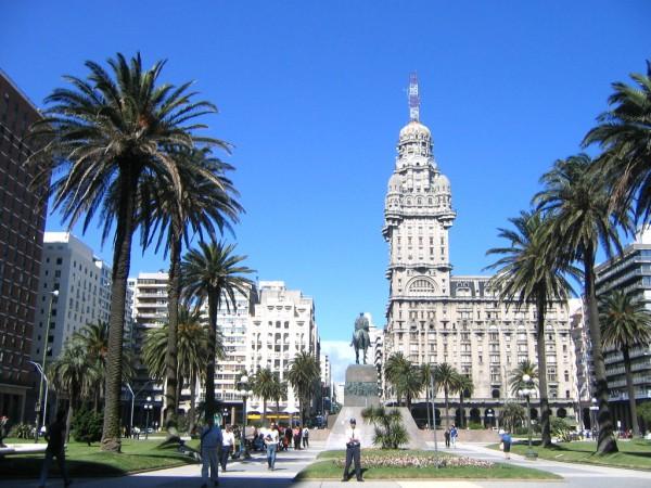 croaziera in Montevideo, Uruguay