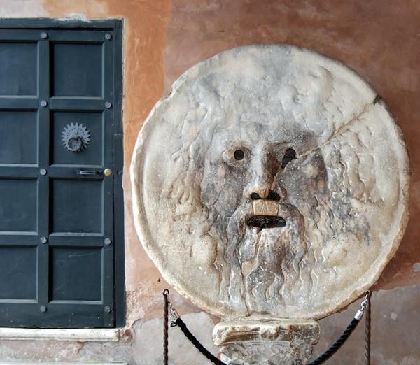 Bocca della Verita, Roma