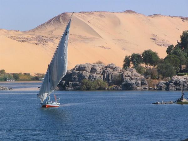 barajul Aswam - vacanta Egipt