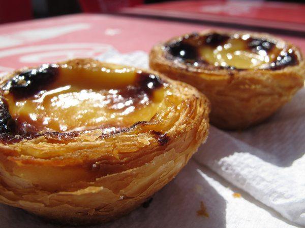 Pastel de natal, desert tradițional portughez