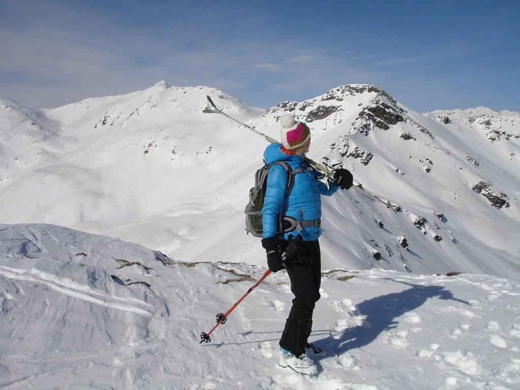 Rezervarea unei vacante la ski