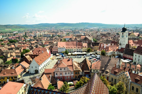 city break sibiu