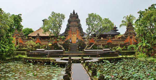 Ubud, Bali, Indonezia