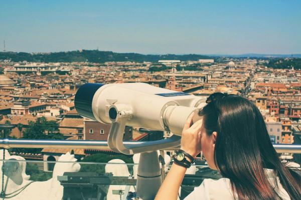 Vedere Roma